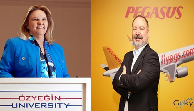 Pegasus Hava Yolları ve Özyeğin Üniversitesi iş birliği yaptı