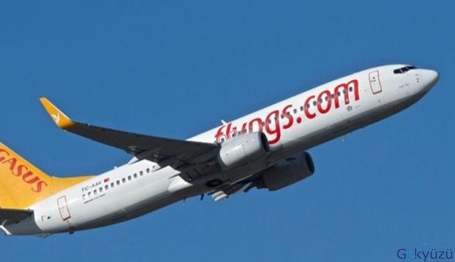 Pegasus Havayolları Irak ve İtalya uçuşlarını durdurdu.