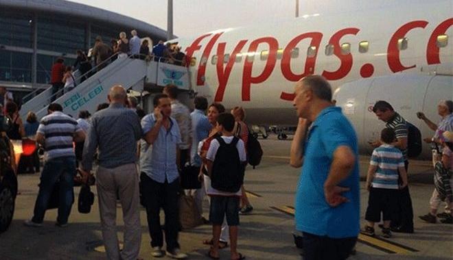 Pegasus Havayolları Sistemleri Hacklenmiş