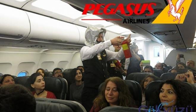 Pegasus havayolları tecrübesiz hostes adayı arıyor!