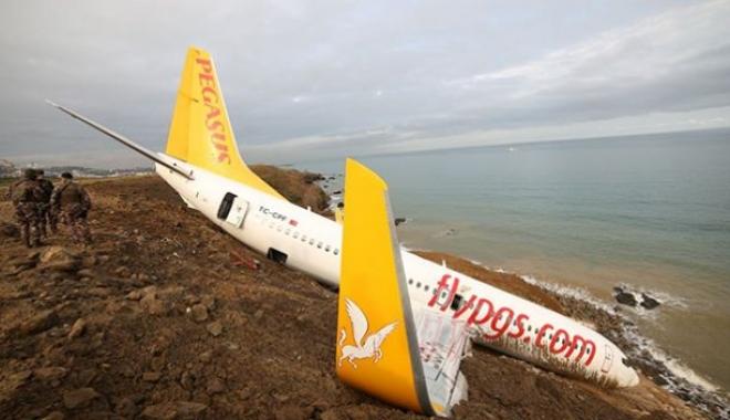 Pegasus Havayolları 'Üzgün'müş...
