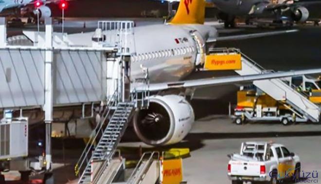 Pegasus İsviçreli SR Technics'ten hizmet alacak!