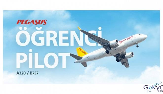 Pegasus Öğrenci Pilot Adayları Arıyor
