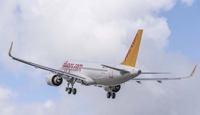 Pegasus, Öncü hava yolu şirketleri arasında yer aldı