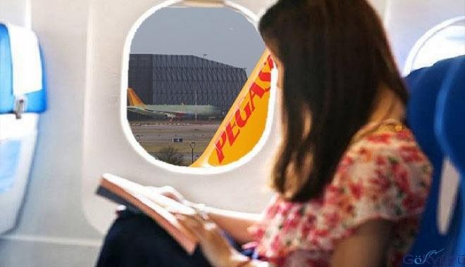 Pegasus'tan 18 yaş altı yolcular için açıklama