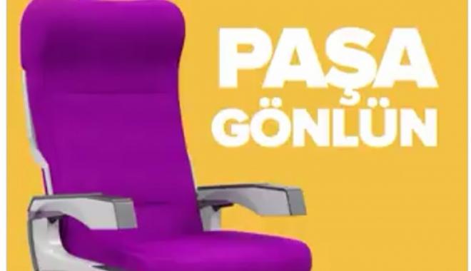 Pegasus'tan koltuk seçiminde kampanya!