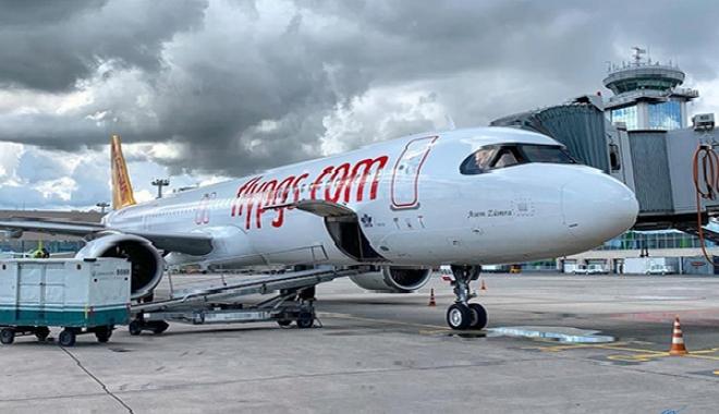 Pegasus Temmuz ayı yolcu trafik verilerini açıkladı