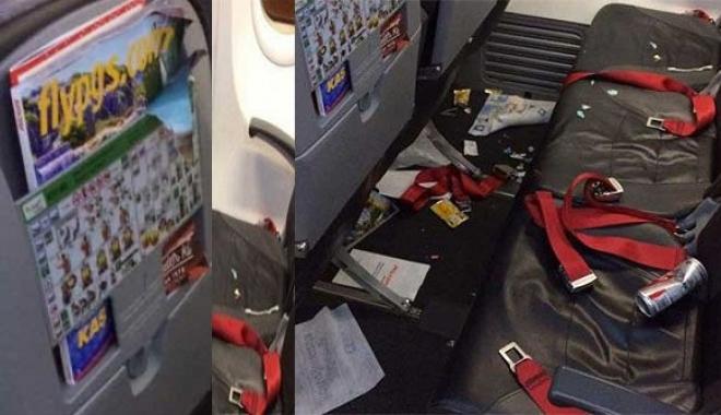 Pegasus uçağında yolcuların cep telefonları çalındı!