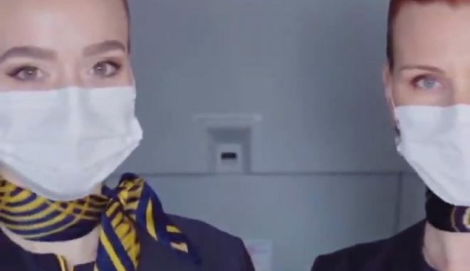 #Pegasus Uçuş ekipleri için aşı uygulaması başladı