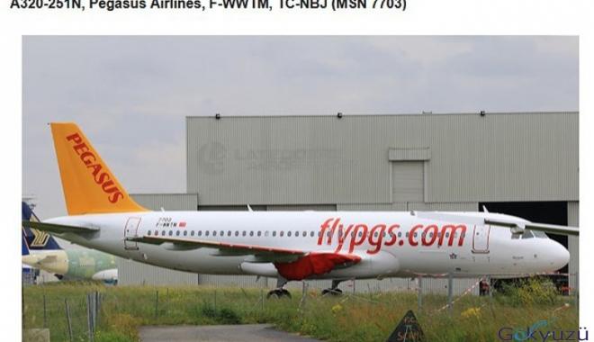 Pegasus'un A320'sinin bakımında ilk yaşandı!