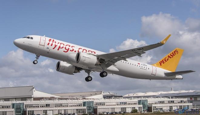 Pegasus'un Helsinki uçuşları başlıyor