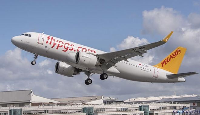 Pegasus'un yeni hattı Antalya-Kişinev