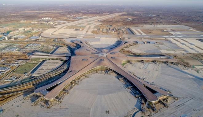 Pekin'in Yeni Havalimanı