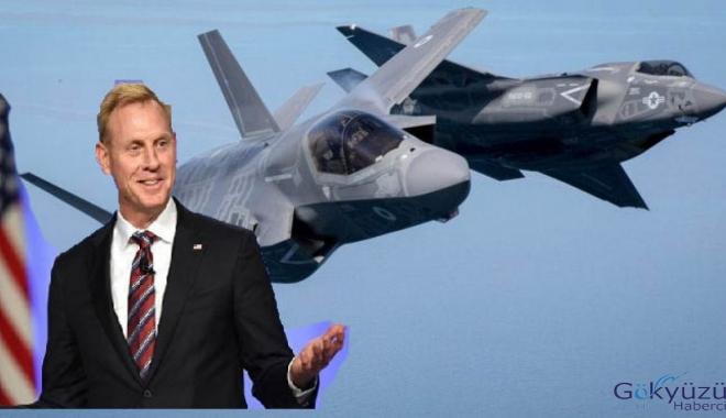 Pentagon'dan yeni F 35 uçağı tehdidi!
