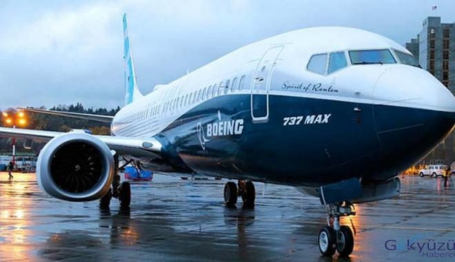 Pilotlar Boeing