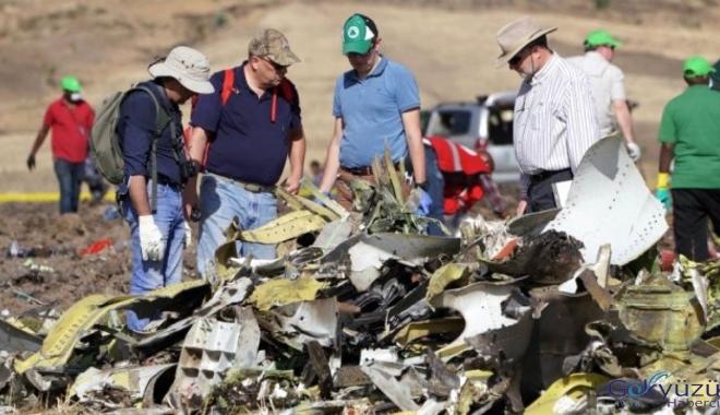 'Pilotlar Uçağı Kontrol Edemedi'