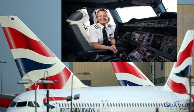 Pilotların iki günlük grevi 200 bin yolcu mağdur!