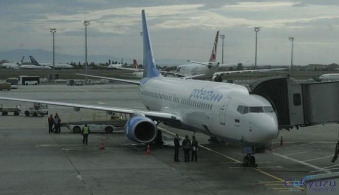 Pobeda, uçuşlarını Sabiha Gökçen Havalimanı'na aldı!