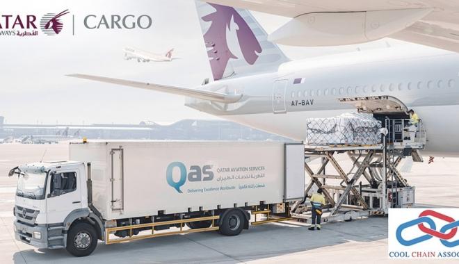 Qatar Airways Cargo, Cool Chain Association üyesi oldu