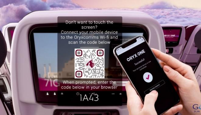 Qatar Airways, Yolcularına Sıfır Temas