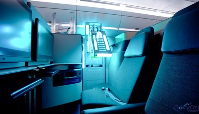Qatar Airways uçak içi hijyen önlemleri daha ileriye taşıyor