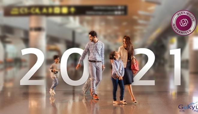 Qatar Airways,2021 boyunca sürekli esneklik sunacak