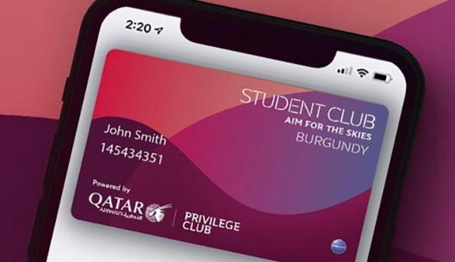 Qatar Airways'den Öğrencilere Çok Özel Bir Kampanya Daha!