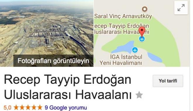 Recep Tayyip Erdoğan Uluslararası Havaalanı