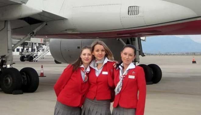 Red Wings Havayolları Uçağı 10 Saat Rötar Yaptı