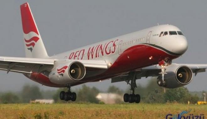 Red Wings Rötar'da Birinci Oldu!