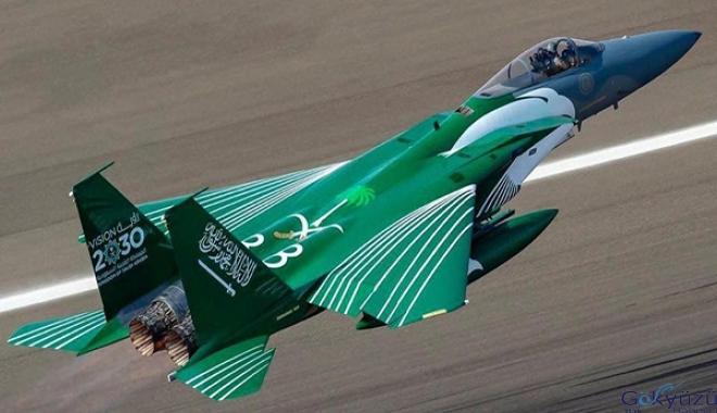 Riyad Girit'e F-15 jetlerini gönderecek