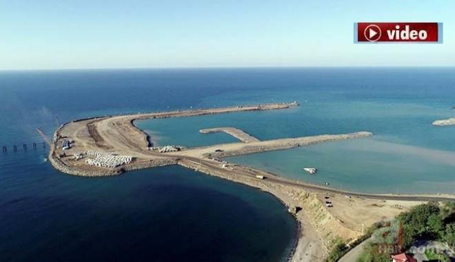 Rize-Artvin Havalimanı İnşaatının Son Hali!video