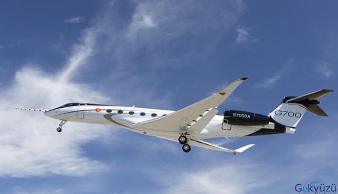 Rolls-Royce, Gulfstream G700 ile gökyüzüne çıktı