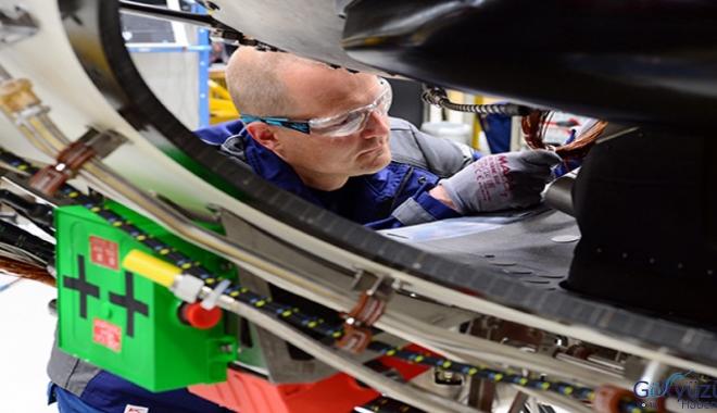 Rolls-Royce'tan yeni hibrit-elektrikli uçuş projesi