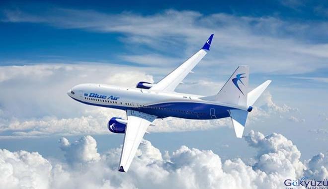 Romen Blue Air artık Hitit'le uçuyor