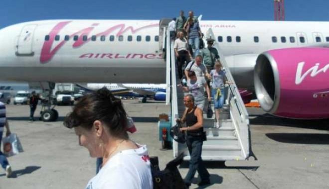 Rusya'dan GZP Havalimanına 20 Saatte Geldiler