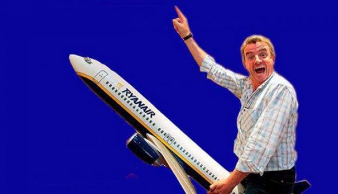 Ryanair'in Kârı 1.3 Milyar Euro İle Rekor Kırdı