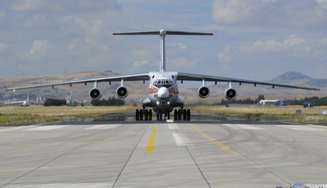 S-400 sevkiyatında yedinci uçak da iniş yaptı