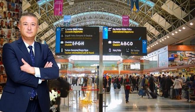 Sabiha Gökçen 16 milyon yolcu ağırladı