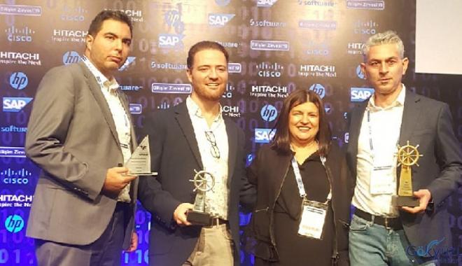 Sabiha Gökçen Havalimanı 3 ödül aldı