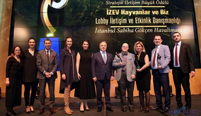 Sabiha Gökçen Havalimanı'na 4 ödül!
