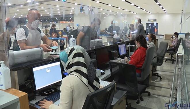 Sabiha Gökçen Havalimanı yolcu sayısını arttırdı