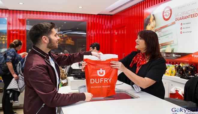 Sabiha Gökçen'de duty free işletmecisi değişti