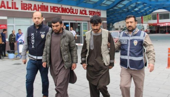 Sahte Pasaport Çetesi Tarafından Kaçırılmış