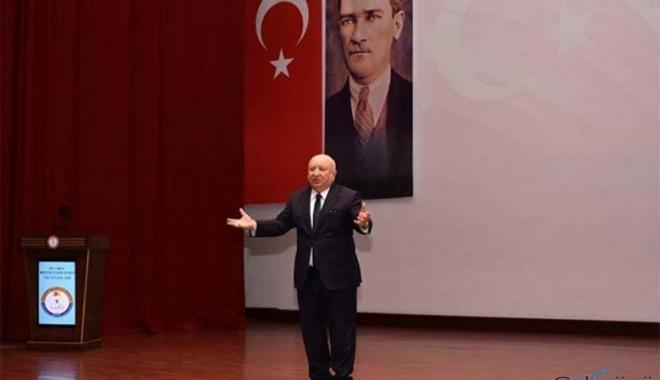 Sani Şener akademi öğrencilerine konuştu!