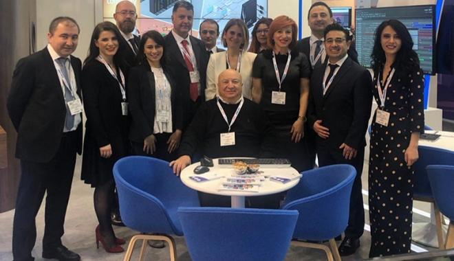 Sani Şener Londra'da TAV'ın projeleri anlattı!