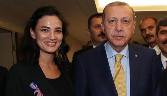 Seda Sarıbaş da AK Parti MKYK listesinde