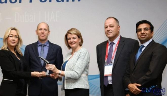 Shell Havacılık,IATA stratejik ortaklık ödülü aldı