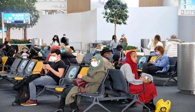 SHGM,Uçakla seyahat koronavirüs kuralları güncellendi