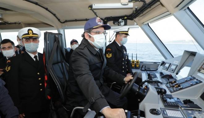 Şile Sahil Güvenlik Karakol Komutanlığı göreve başladı